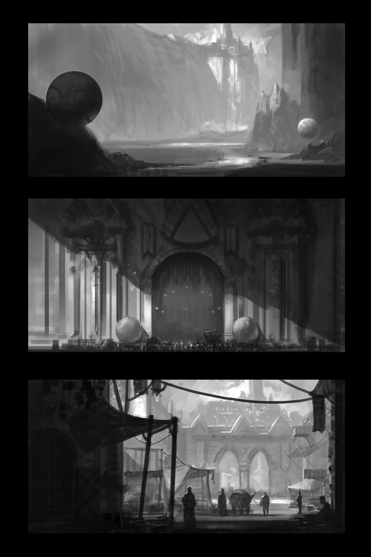 Creating Environment Thumbnails by k04sk