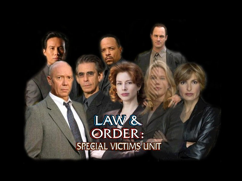 Law And Order Wallpaper By Law And Ordersvuclub On Deviantart