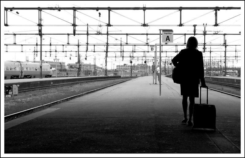 The passenger by Ci-iz
