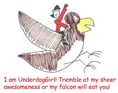 UnderdogGirl's Profile Picture