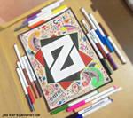 Zedd Fan Art Doodle by JaNe-KLaiR-KZ