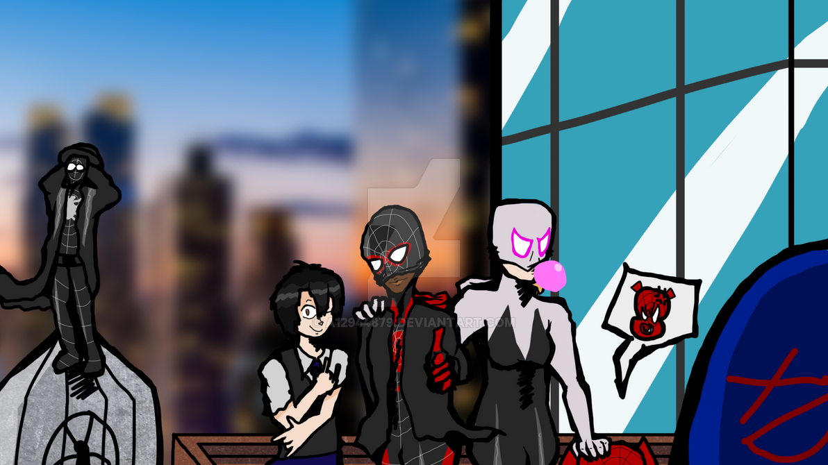 Spider-Man: Into the Spider-Verse by a12944879