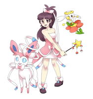 Fairy Trainer by PinkGermy