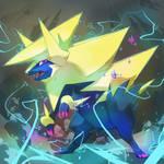 Shiny Mega Manectric