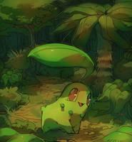 Pokemon of the week 6 by PinkGermy