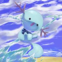 Pokemon of the week 26 by PinkGermy