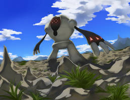 Pokemon of the week 38 by PinkGermy