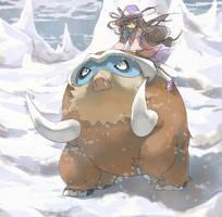 Pokemon of the week 45 by PinkGermy