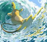 Alolan Surf