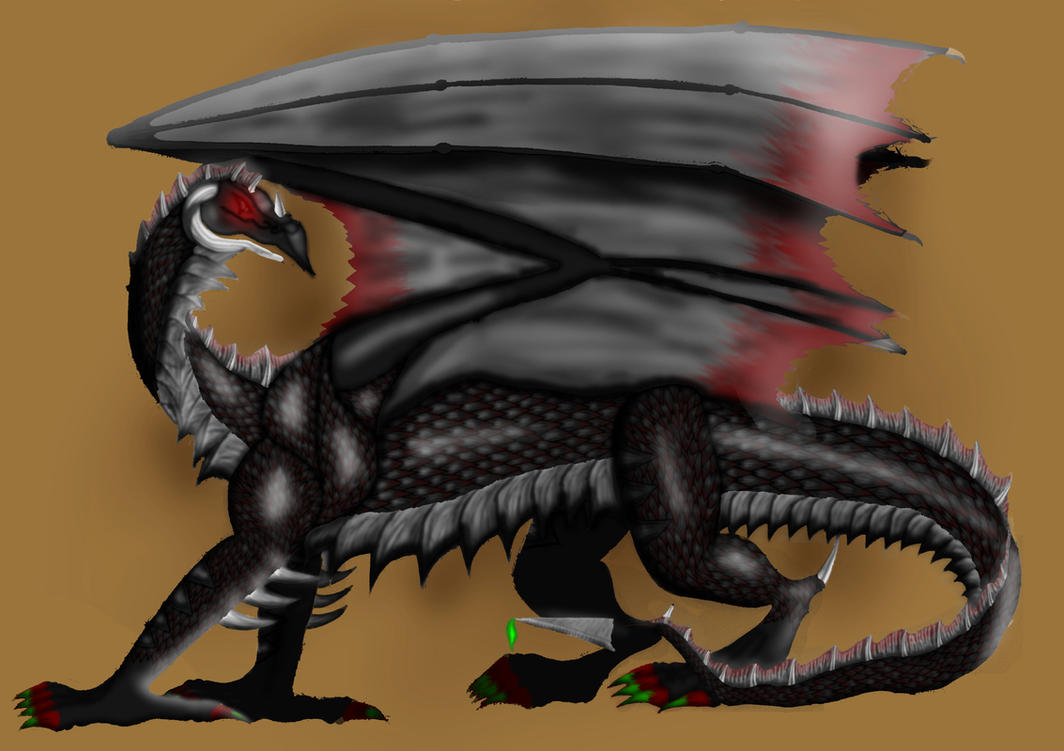 DungeonsAndDragons- DarkDesign by DraveDragonheart