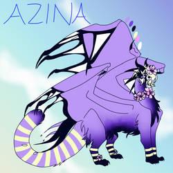 azina ref sheet