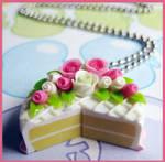 Wedding Cake Necklace 2