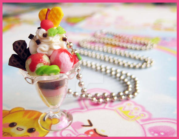 Parfait Necklace 2 by cherryboop