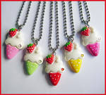 Cute Ice Cream Necklaces