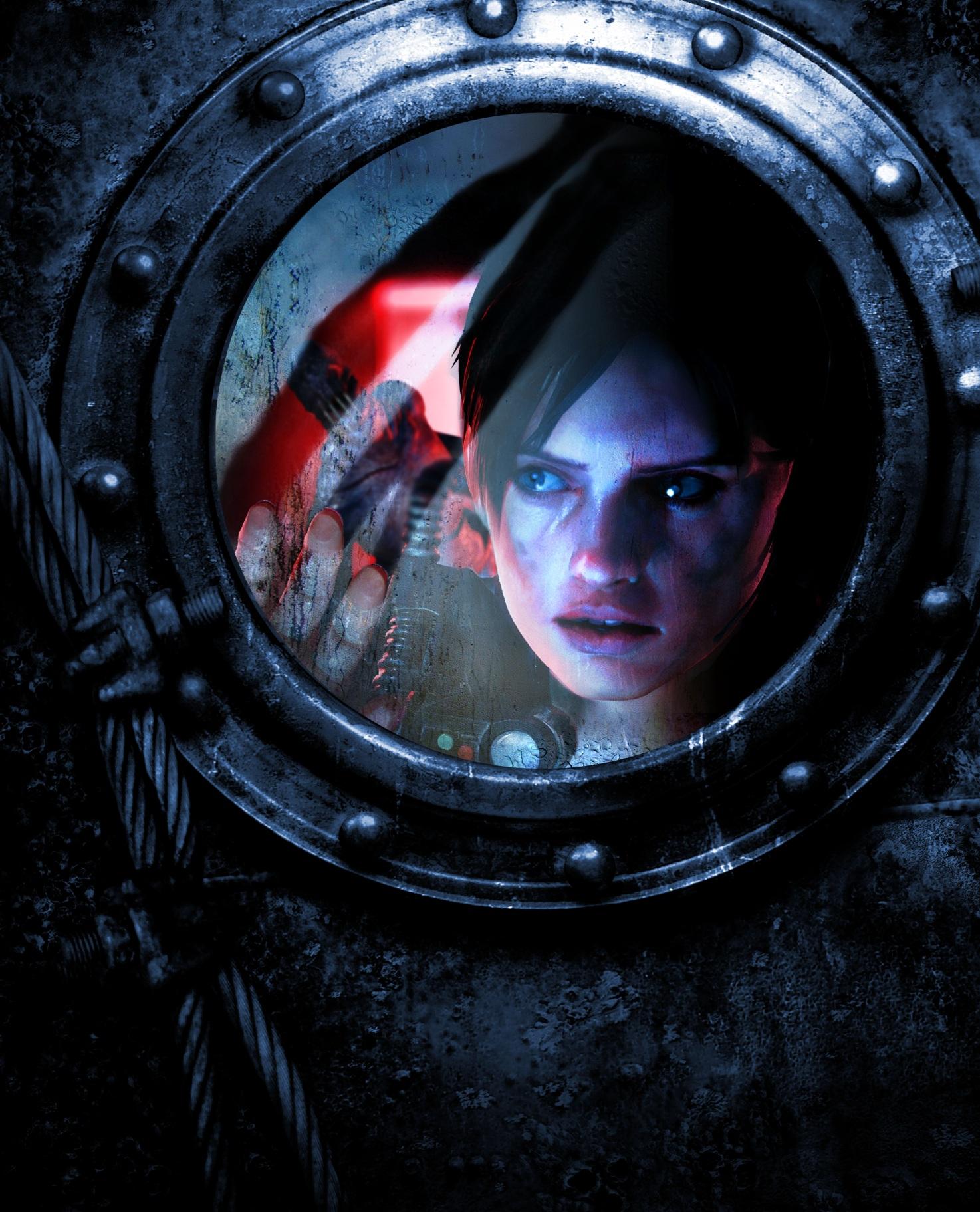 Resident Evil Revelations by cyber-rayne