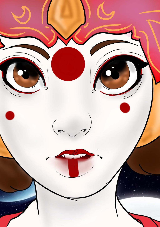 Queen Amidala of Naboo by KaiNoKimi