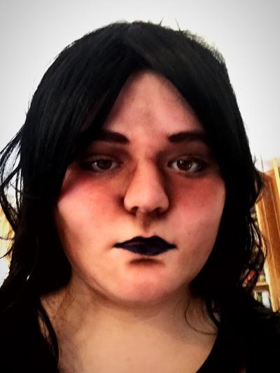 Zombie Girl Cosplay by KaiNoKimi