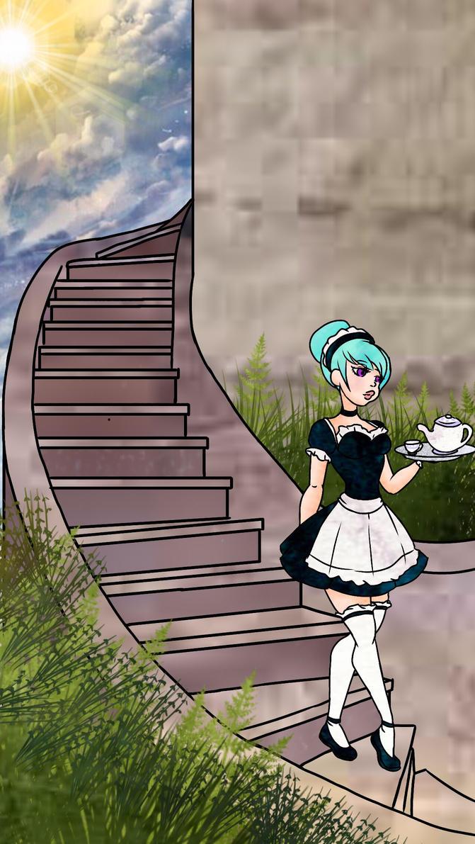 Two Minutes To Tea by KaiNoKimi