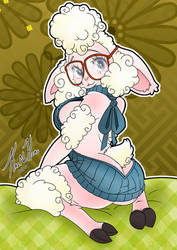 Naughty Bellwether