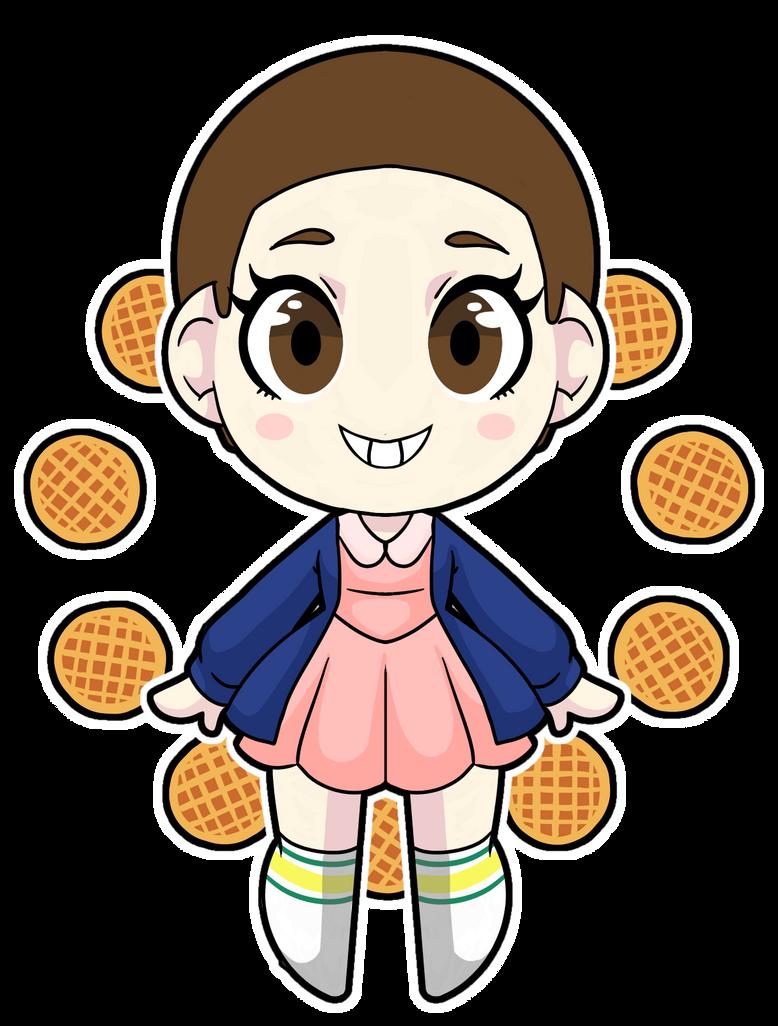 Eleven Eggo Waffles by KaiNoKimi