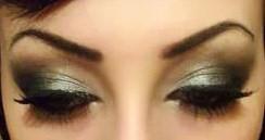 smokey eyeshadow by munstermakeup