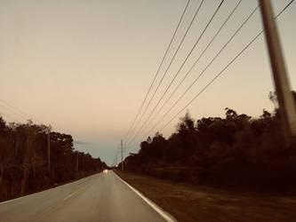 Endless road by ThatLittlePotato