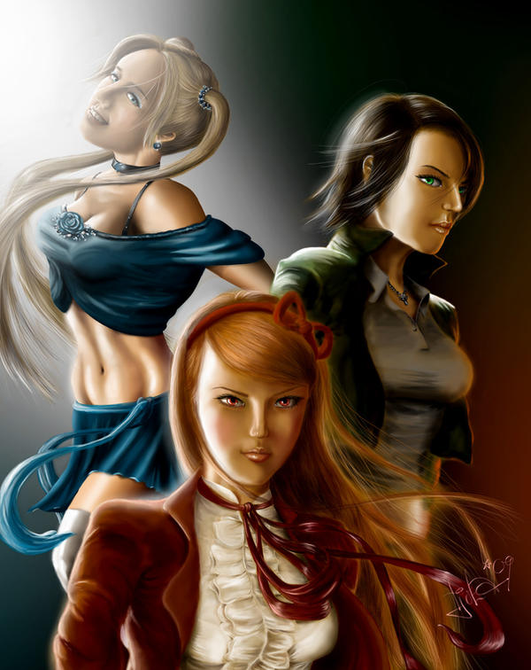 powerpuff girls v 2 by tjota on deviantart