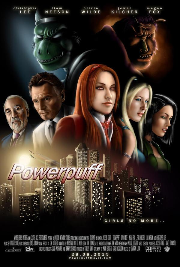 Powerpuff the Movie