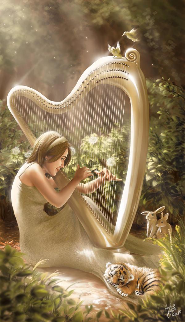Earth Harp Tour