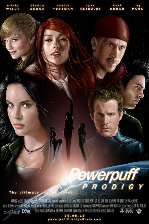 Powerpuff: Prodigy by tjota