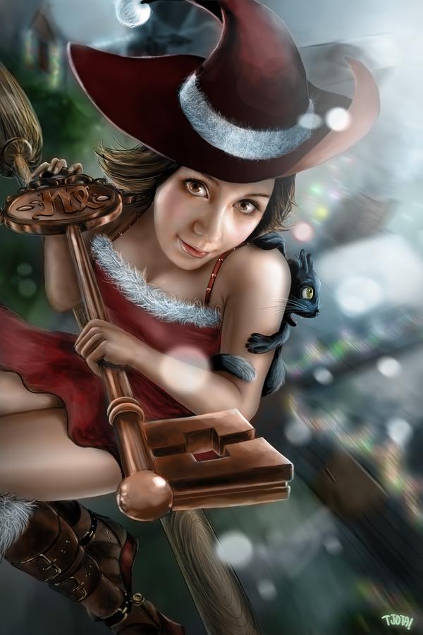 The Key to Christmas by tjota