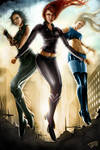 Powerpuff - Battlesuits