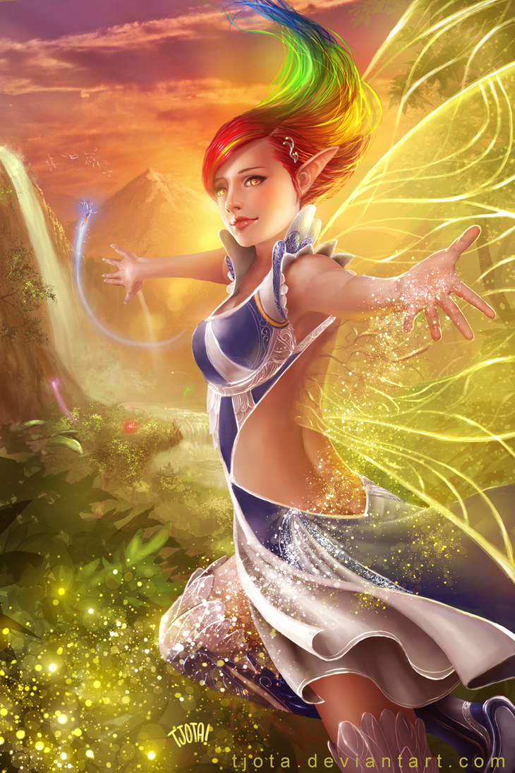 Fairydust by tjota