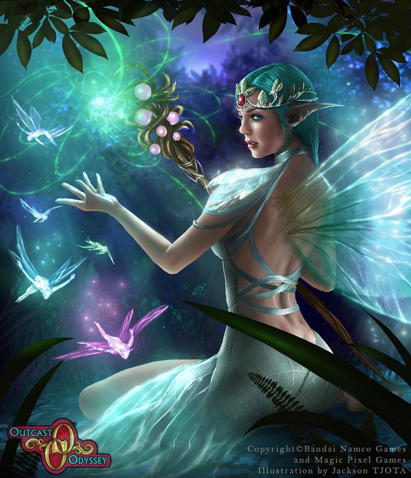 Fairy-Herder by tjota