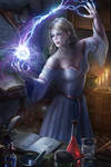 Amy Graine - Master of White Magic