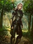Jenna Sessair, Sister Warrior