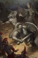 Zems - Army of Myth by tjota