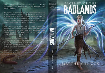 Prophet of the Badlands (The Awakened book 1) by tjota