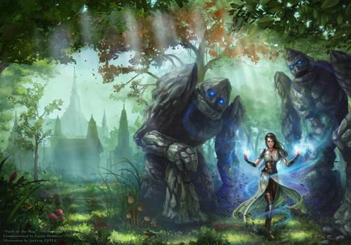 Vault of the Magi (Stonehaven League book V)