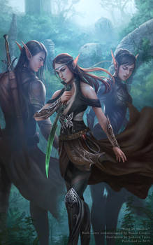 Song of Shadow (Ballad of Emerald and Iron 1)