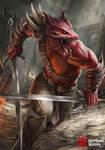 Dragonborn by tjota