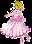 ~Fanart~ Peachy by SincerelyNote