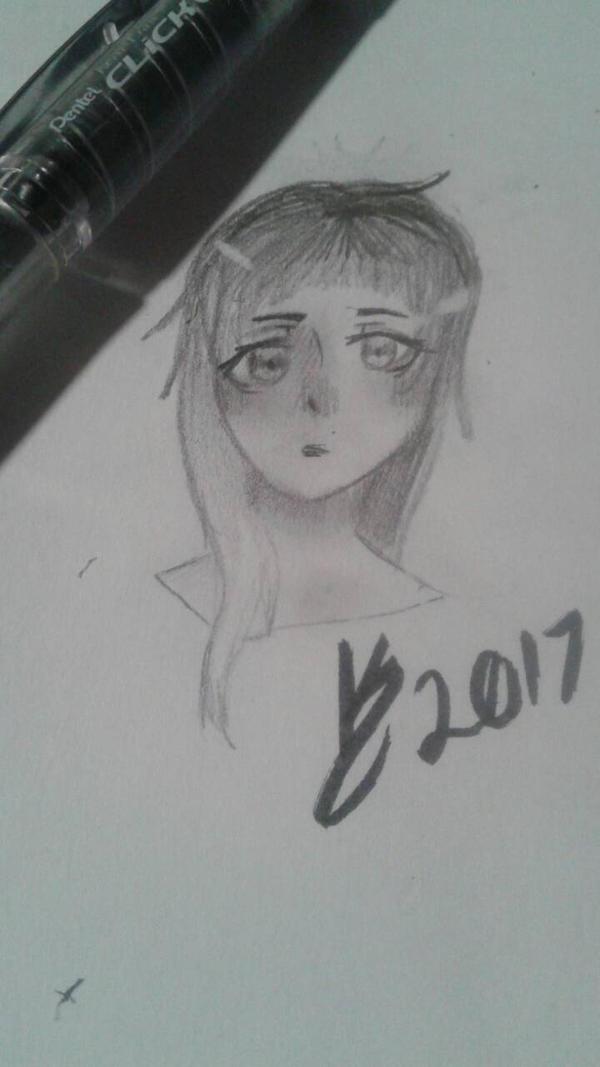 little sketch by A-wkwardIy