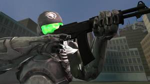Global Defense Initiative: Commando