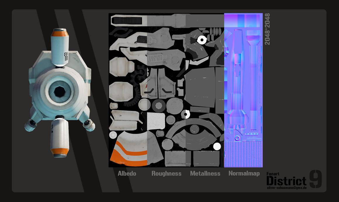 Sonic Wave Gun Texture by Pix-man