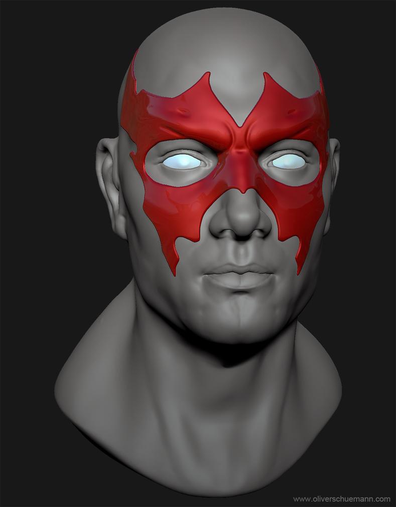 Head Practise Hero 141128 by Pix-man