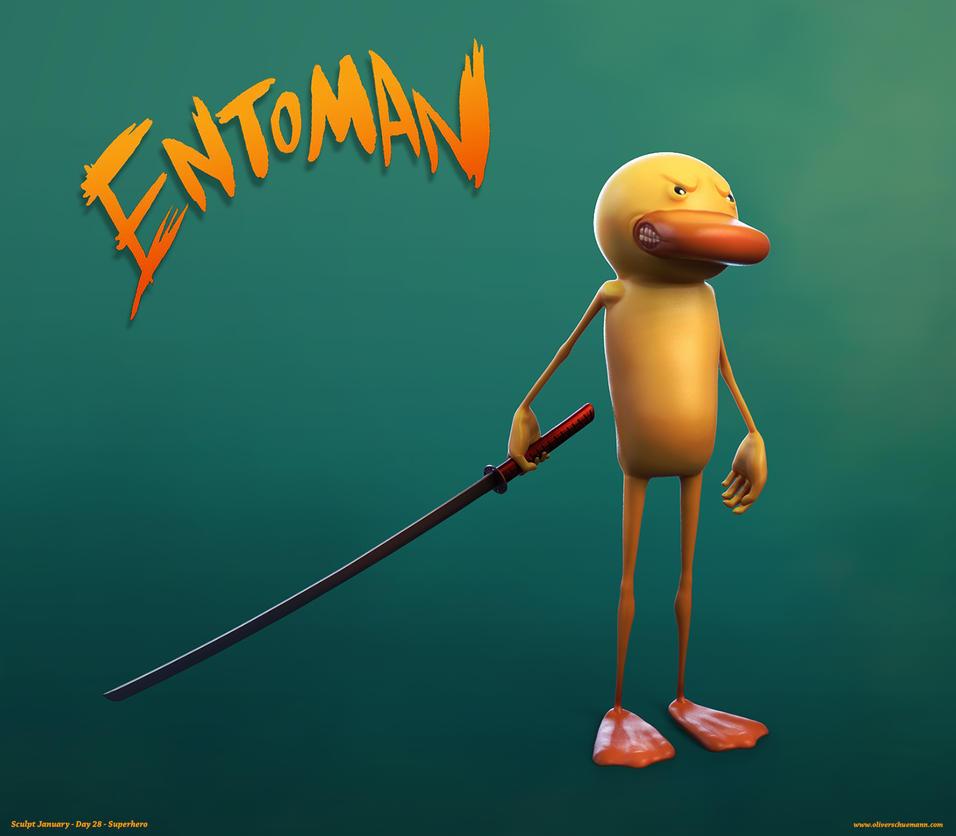 Entoman by crazy-pixel