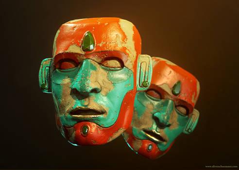 Ancient Dead Mask