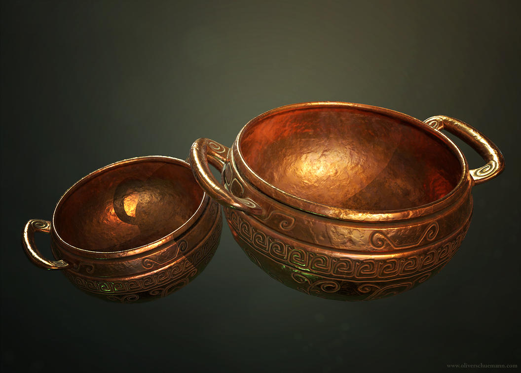 Ancient Bowl by crazy-pixel