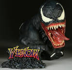 Venom bust by Sideshow collect